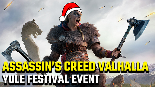 Assassin's Creed Valhalla adds Viking-themed holiday celebrations