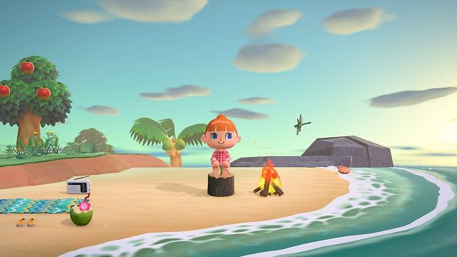 animal crossing new horizons game of the year 2020