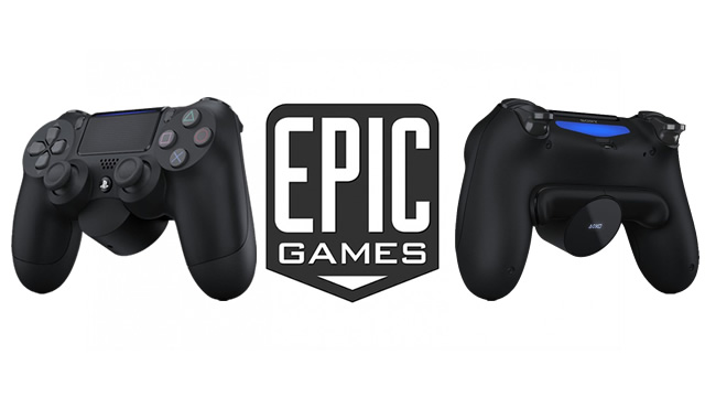 Epic Games Store PS4 Controller Compatibility - How to use DualShock 4