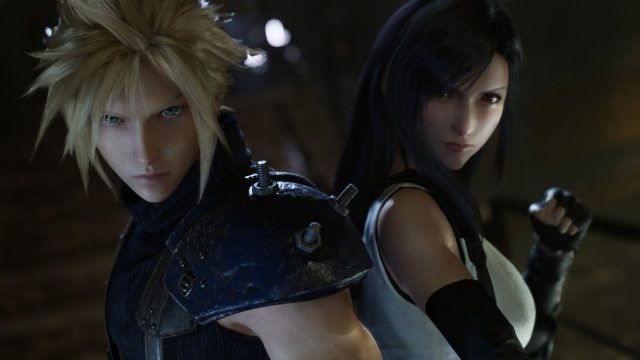 final fantasy 7 remake game of the year 2020