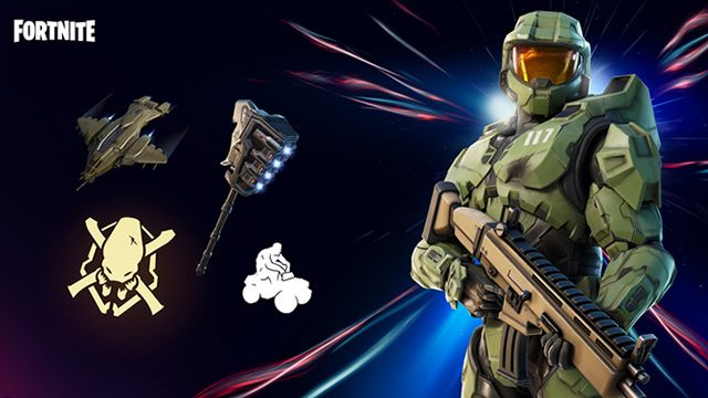 Fortnite Halo Master Chief Set outfit