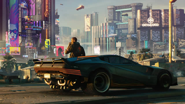 Cyberpunk 2077 on iOS - How to play on iPhone and iPad
