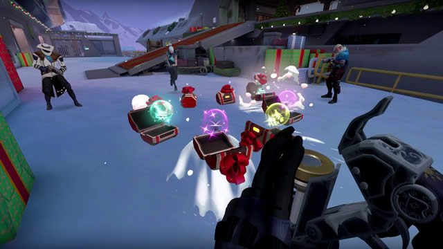 Valorant Snowball Fight mode start and end dates