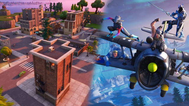 Fortnite 3.00 Update Patch Notes