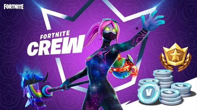 Fortnite Crew can't rejoin
