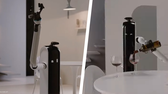 Is the Samsung Robot Butler real?