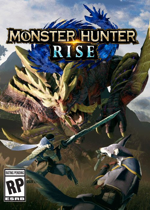 Box art - Monster Hunter Rise