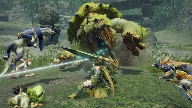 Monster Hunter Rise PC PS5 Xbox Series X|S Release Date