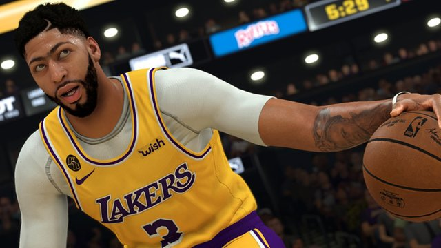 NBA 2K21 1.07 Update Patch Notes