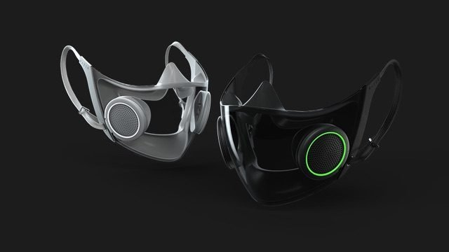 Razer Project Hazel Face Mask1