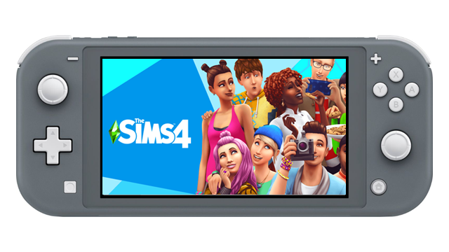 The Sims 4 Nintendo Switch Release