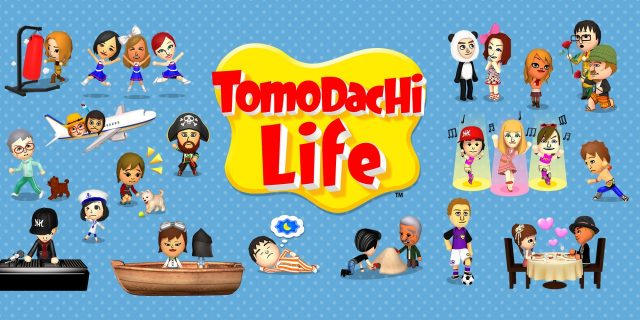 Tomodachi Life 2 Switch