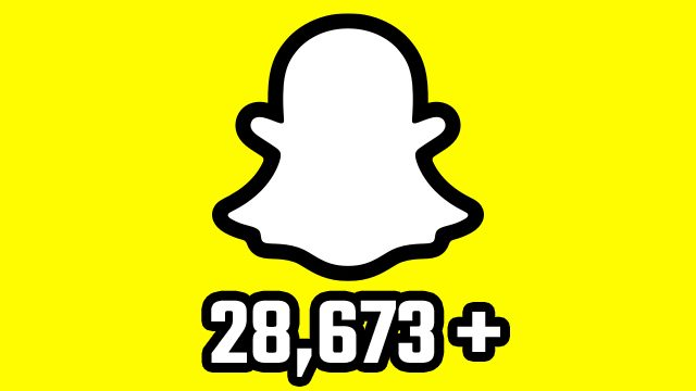 Why did Snapchat freeze scores in 2021?
