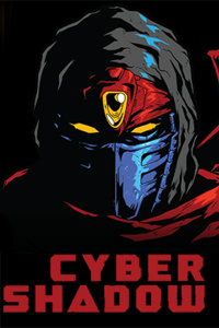 Box art - Cyber Shadow