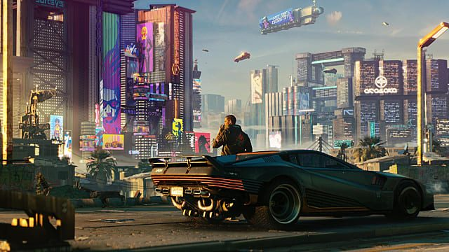 cyberpunk 2077 readers game of the year 2020