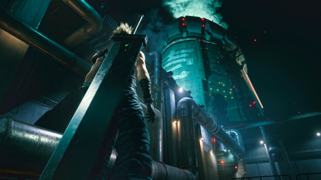 final fantasy 7 remake reader game of the year 2020