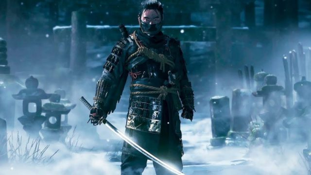 ghost of tsushima game of the year 2020 readers