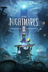 Box art - Little Nightmares 2