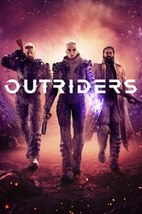 Box art - Outriders