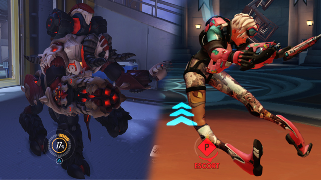 This Overwatch dance glitch is hilariously unsettling