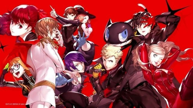 persona 5 royal game of the year 2020