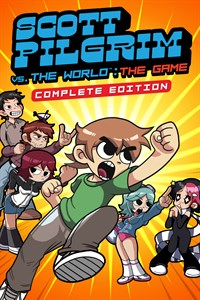 Box art - Scott Pilgrim vs. The World: The Game - Complete Edition