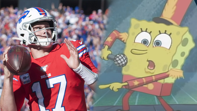 Madden 21 is collaborating with SpongeBob for some reason