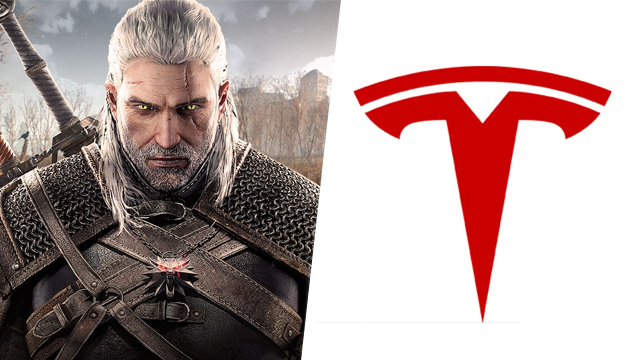 You can play The Witcher 3 in a Tesla with the new Model S and X refresh