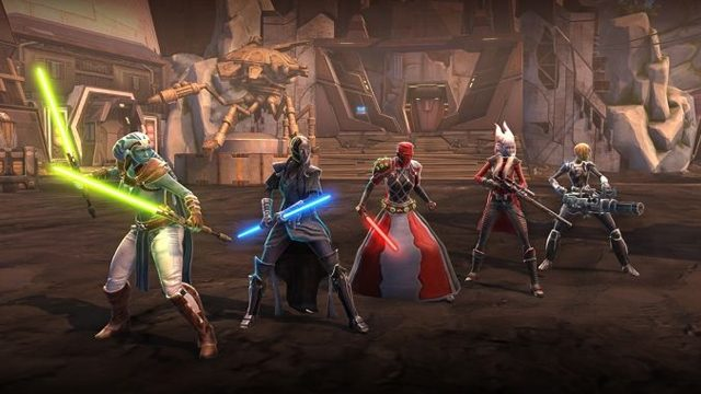 the old republic kotor 3