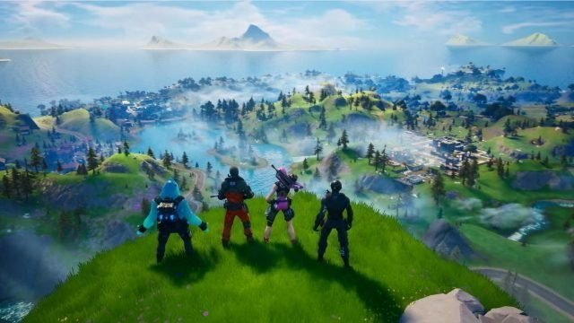 Fortnite 3.02 Update Patch Notes