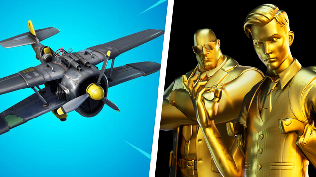 Fortnite 3.05 Update Patch Notes