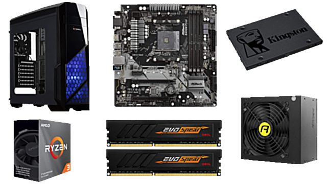 How to build a gaming PC for $500