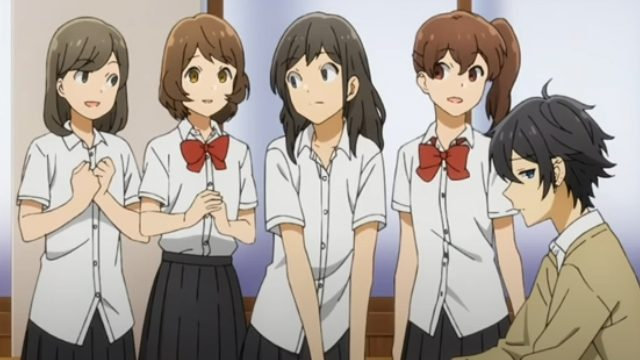 Horimiya episode 8 release date and time
