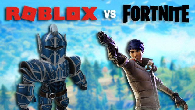 Is Roblox better than Fortnite