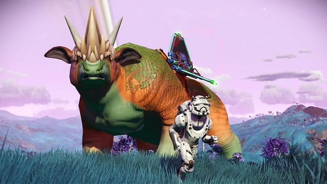 No Man's Sky update 3.21 patch notes
