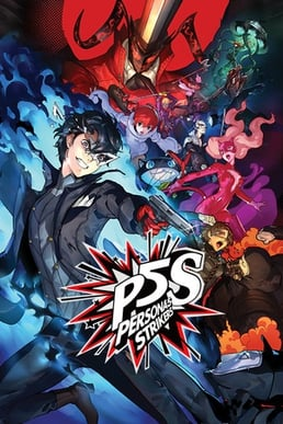 Box art - Persona 5 Strikers