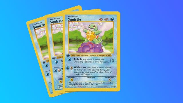 Pokemon-Trading-Card-Game-Squirtle