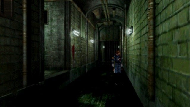 Resident Evil 2 Sewers