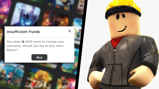 Roblox Insufficient Funds