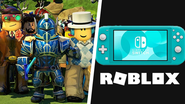 Roblox on Nintendo Switch