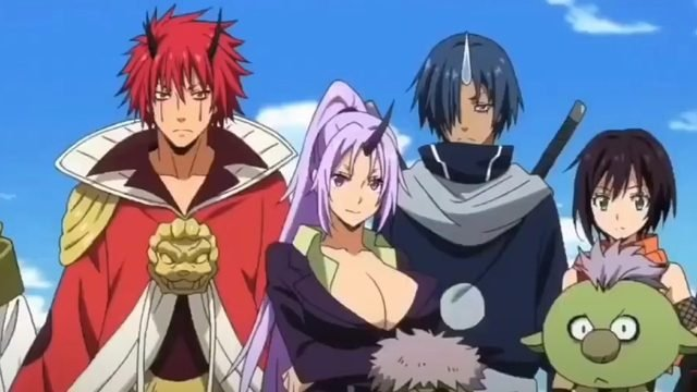 That Time I Got Reincarnated as a Slime episode 30 release date and time