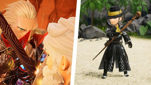 Bravely Default 2 | All Jobs and Classes list