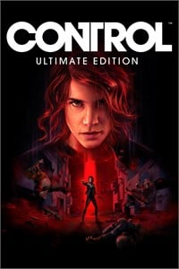 Box art - Control Ultimate Edition