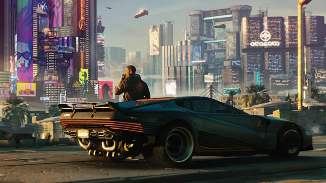 Cyberpunk 2077 - How to honk the horn