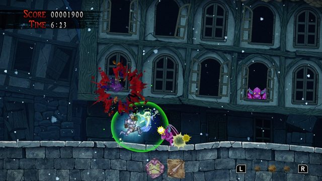 ghosts n goblins resurrection review nintendo switch 4