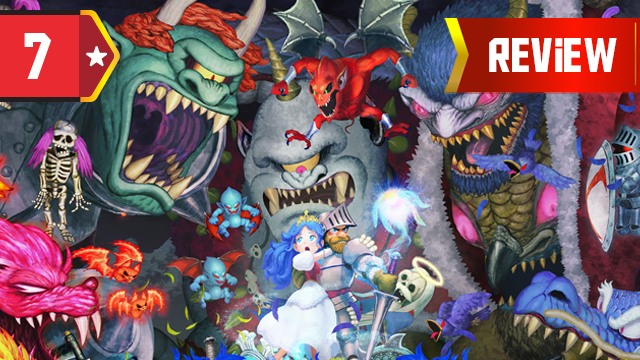 ghosts n goblins resurrection review
