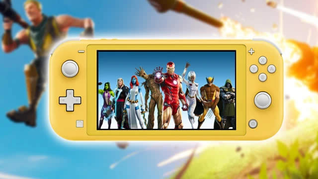 How to update Fortnite on Nintendo Switch