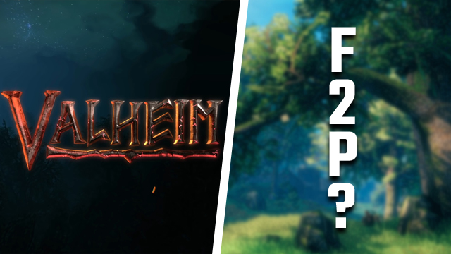 is Valheim free-to-play?