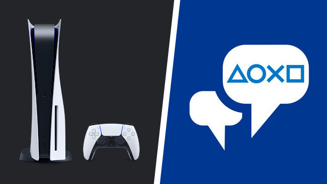 messages on PS5