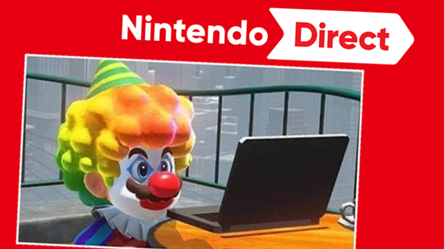 nintendo direct reactions reacts